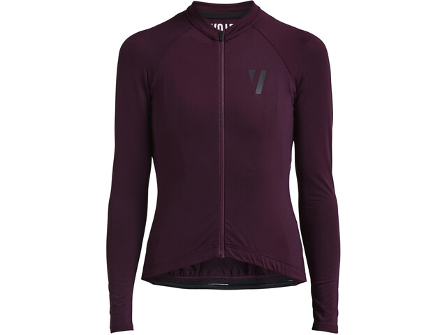 VOID Ride Maillot à manches longues Femme, pure purple